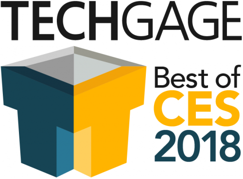 Best of CES 2018 Logo