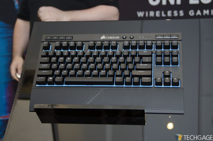 Corsair K63 Wireless Gaming Keyboard