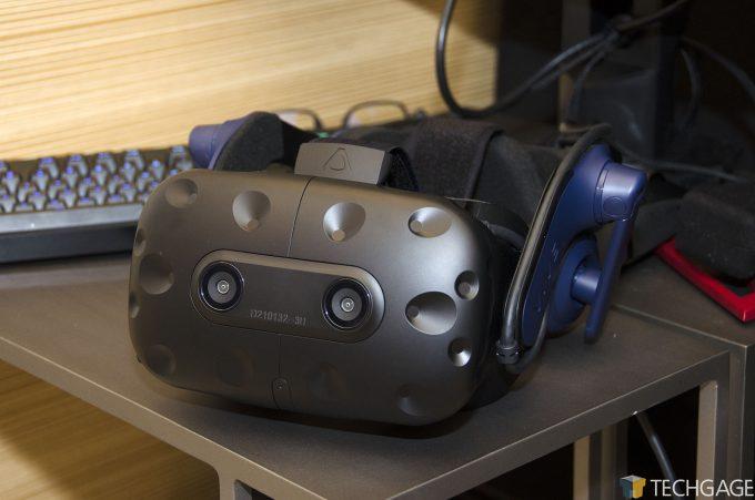 HTC Vive Pro VR Headset