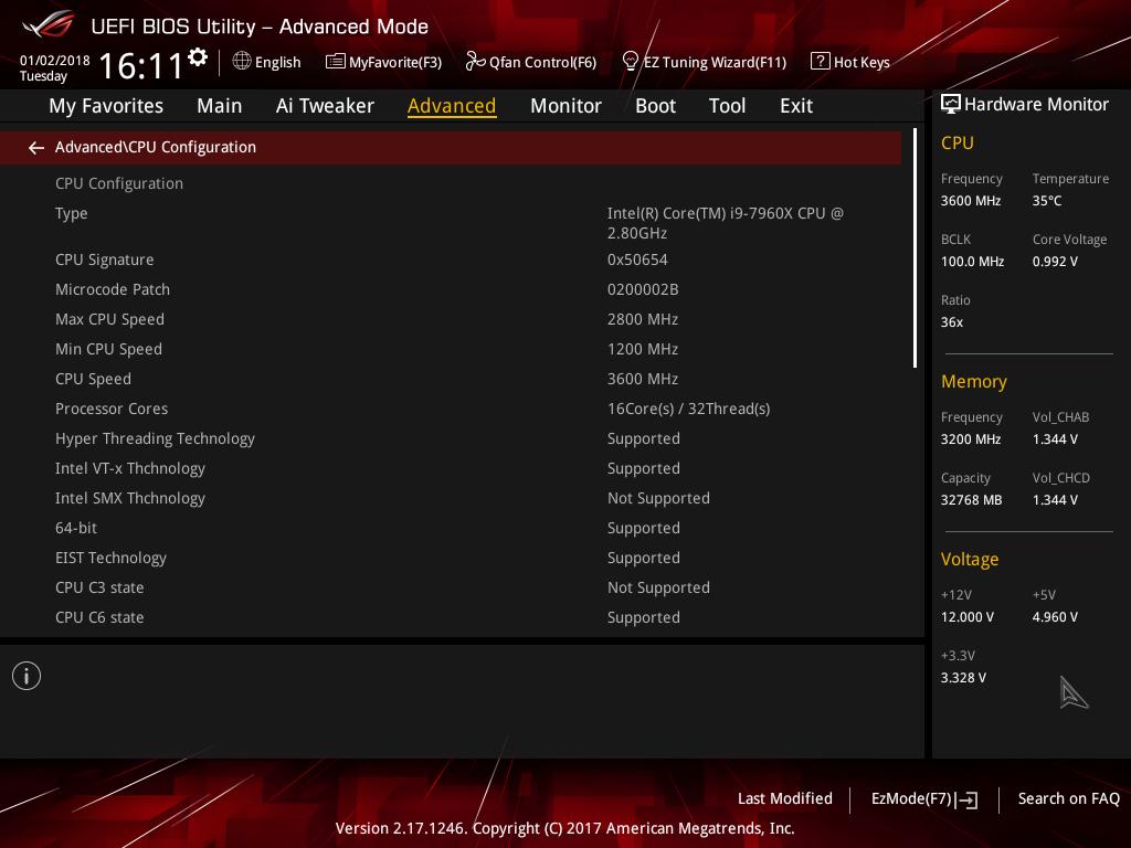 Battle of the 16-cores: Intel's Core i9-7960X vs  AMD's Threadripper