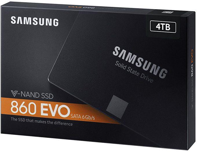 Samsung 860 EVO 4TB