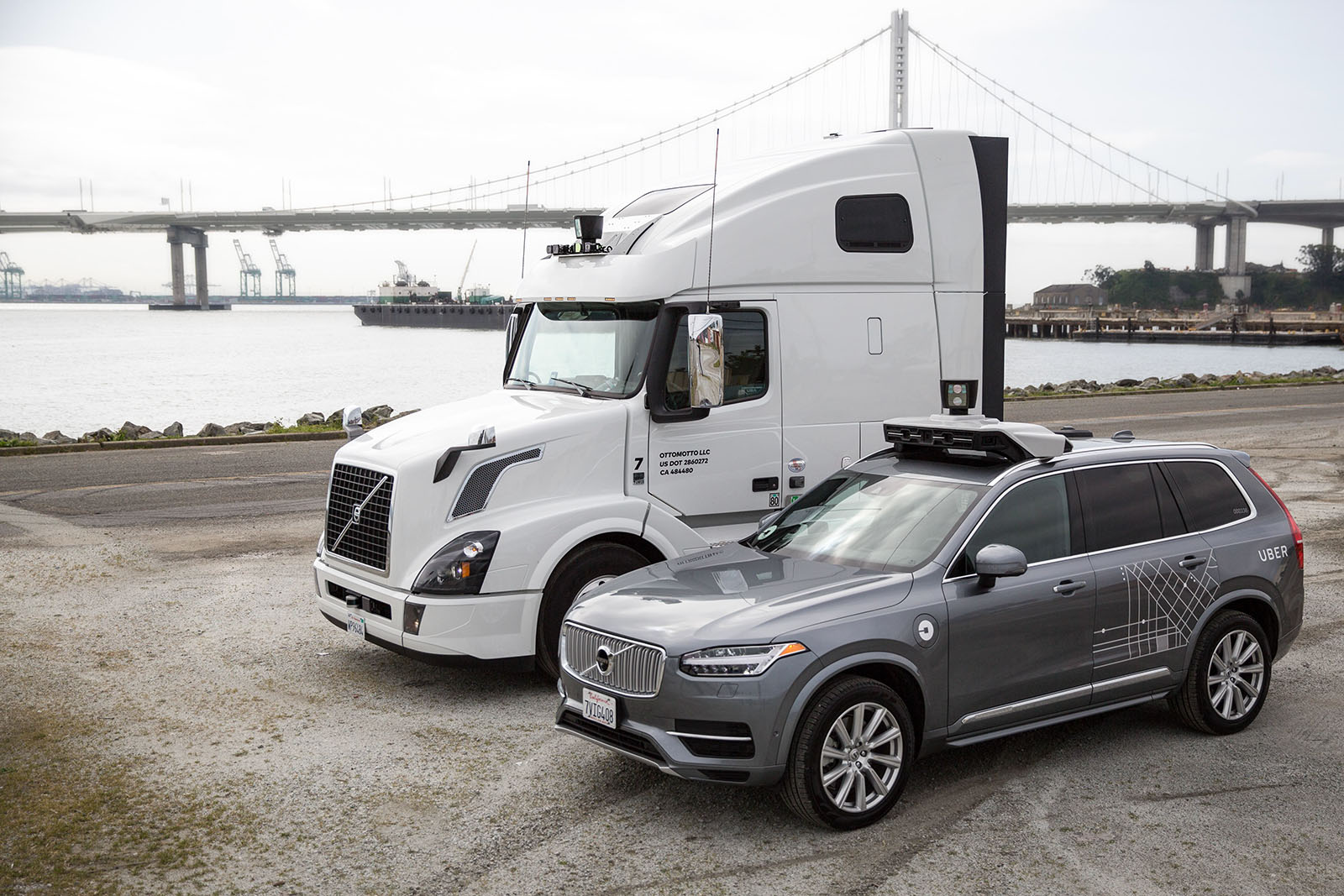 NVIDIA Goes On Autopilot – Teaches Uber & Volkswagen To Drive