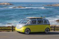 Volkswagen I.D. Buzz With NVIDIA DRIVE Xavier