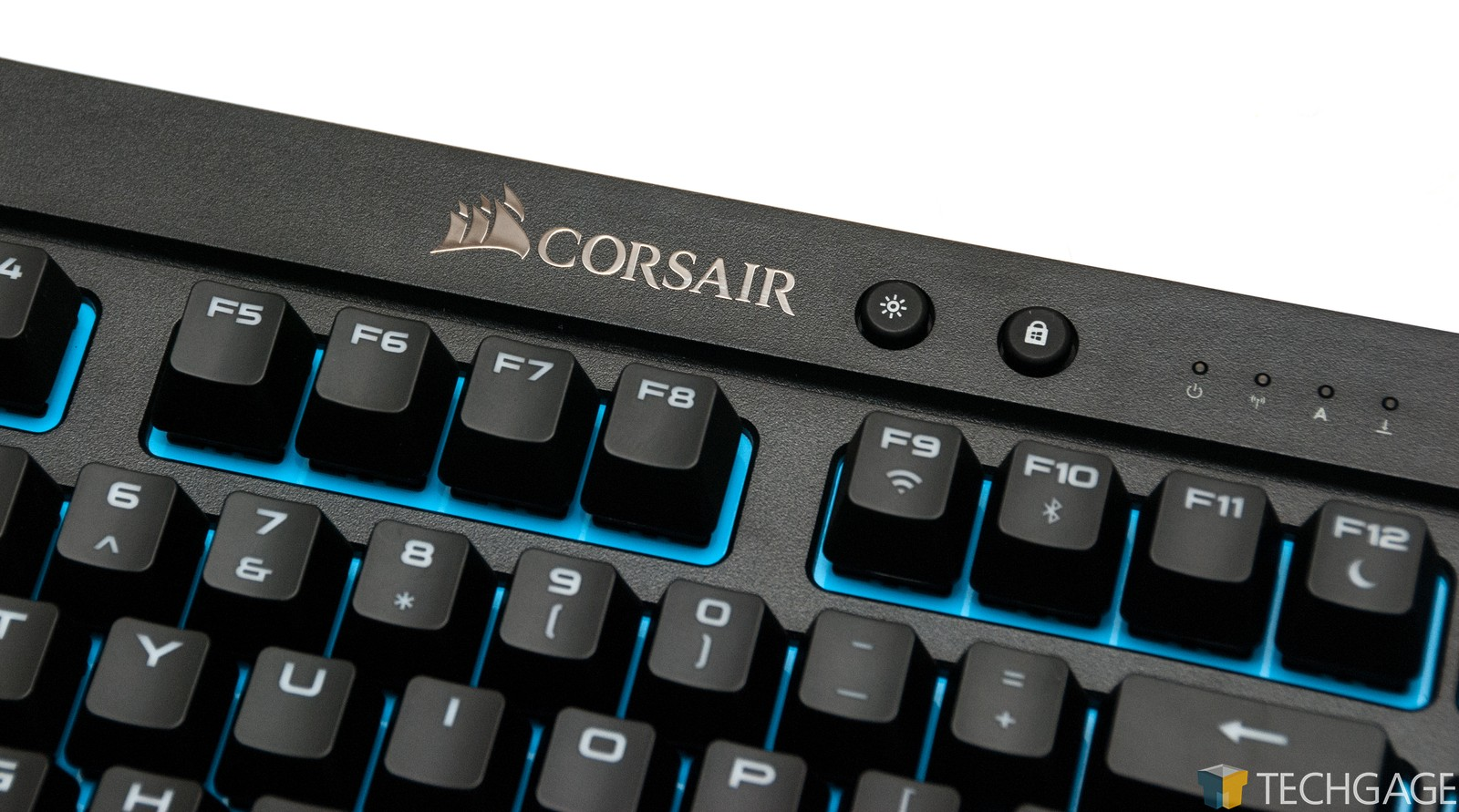 A Look At Corsair's K63 Wireless Keyboard, Dark Core