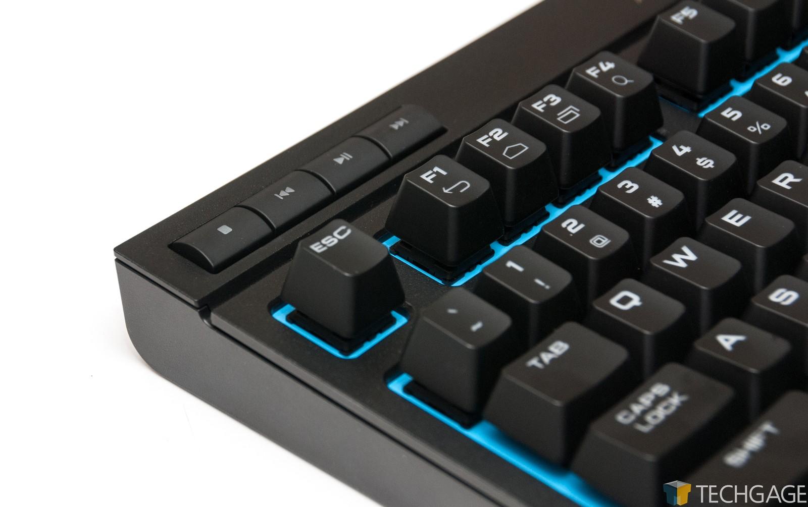 A Look At Corsair's K63 Wireless Keyboard, Dark Core