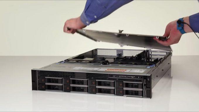 Dell EMC PowerEdge R7425 AMD EPYC Server