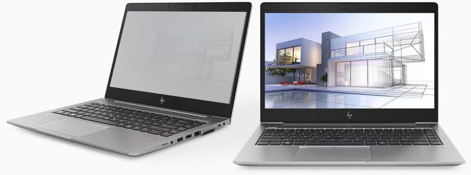 HP ZBook 14u and 15u Workstation Notebooks