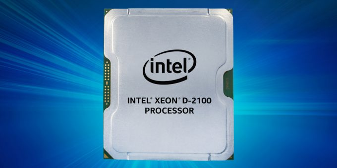 Intel Rolls Out Second Gen Xeon D CPUs, Intros Quad-channel DDR4