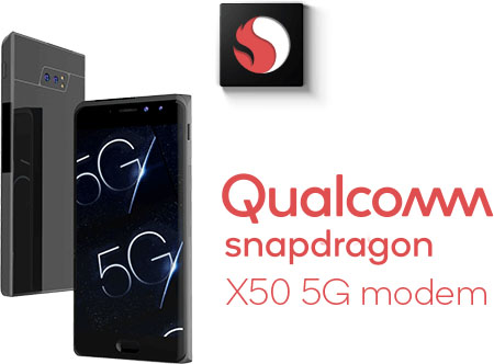 Qualcomm X50 Reference Phone