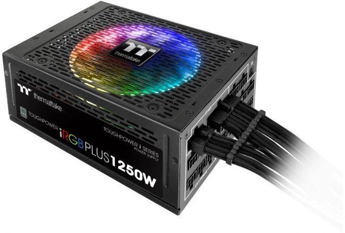 Thermaltake iRGB PLUS 1250W Power Supply
