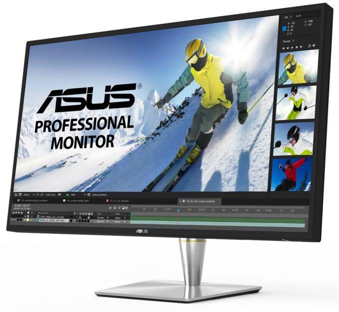 ASUS ProArt PA32UC Professional Monitor