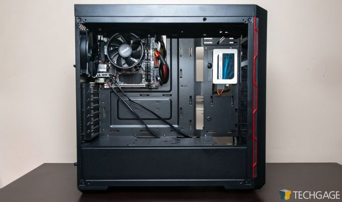 Cooler Master MasterBox MB600L - Overview