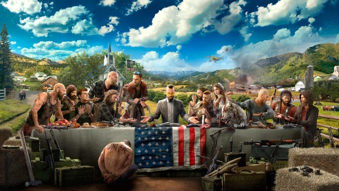 Far Cry 5 - Joseph Seed's Cult