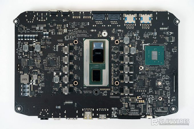 Intel NUC With RX Radeon Vega M Motherboard