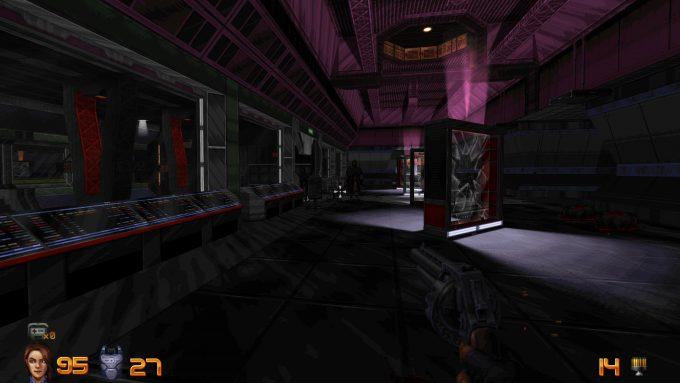 Ion Maiden (Build Engine Enhanced Lighting and Resolution)