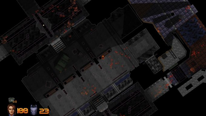 Ion Maiden (Map Screen)