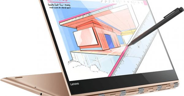 Digging Into Lenovo's Yoga 920 (14): A Gorgeous 2-in-1