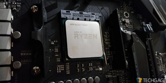 A Performance Review: AMD's Ryzen 5 2600X & Ryzen 7 2700X