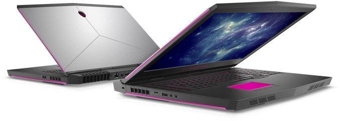 Alienware AW17 Gaming Notebooks