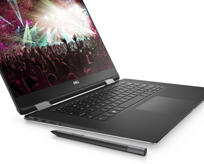 Dell XPS 15 2-in-1 (Early 2018)