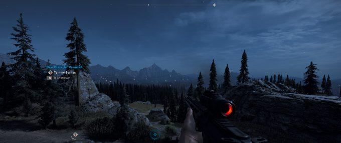 Far Cry 5 Co-op - Nighttime Hunting
