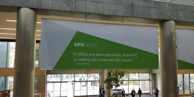 Jensen Huang GTC Quote