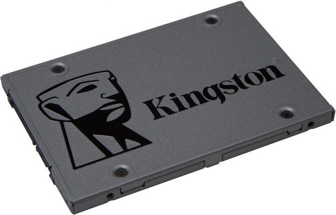 Kingston UV500 Series SSD
