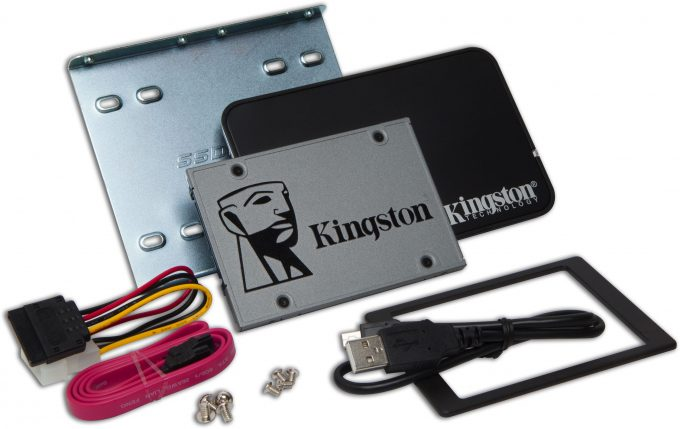 Kingston UV500 Series SSD Bundle