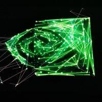 NVIDIA Logo at GTC 2018 Thumbnail