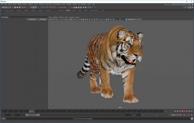 SPECapc Maya 2017 with Autodesk Maya 2017