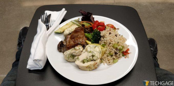 AMD Santa Clara HQ - Lunchtime