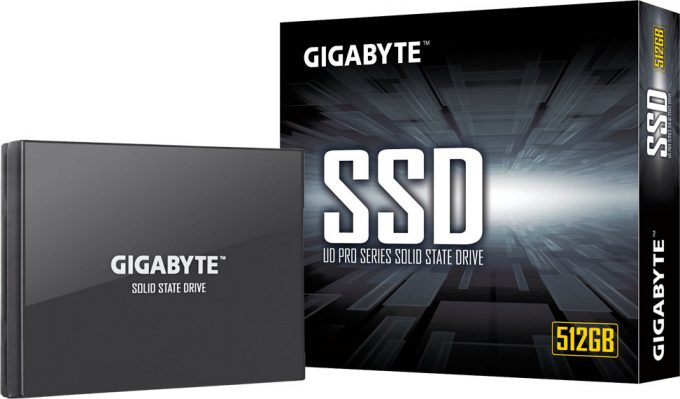 GIGABYTE UD PRO Solid-state Drive