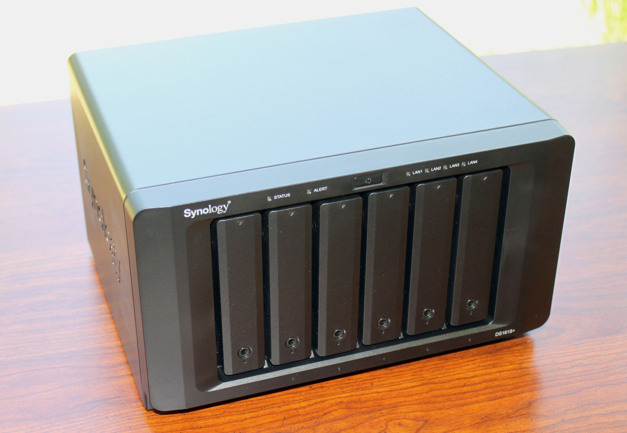 The Synology DiskStation DS1618+: When The Great Gets An Upgrade