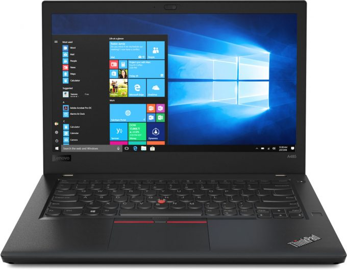 Lenovo ThinkPad A485 Ryzen Pro Notebook