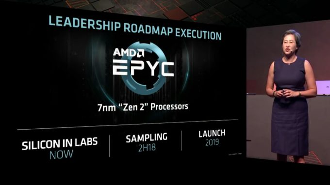 AMD Computex 2018 Zen 2 7nm