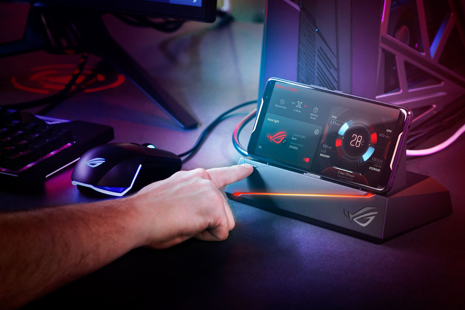 ASUS Announces Its First ROG Phone – Techgage