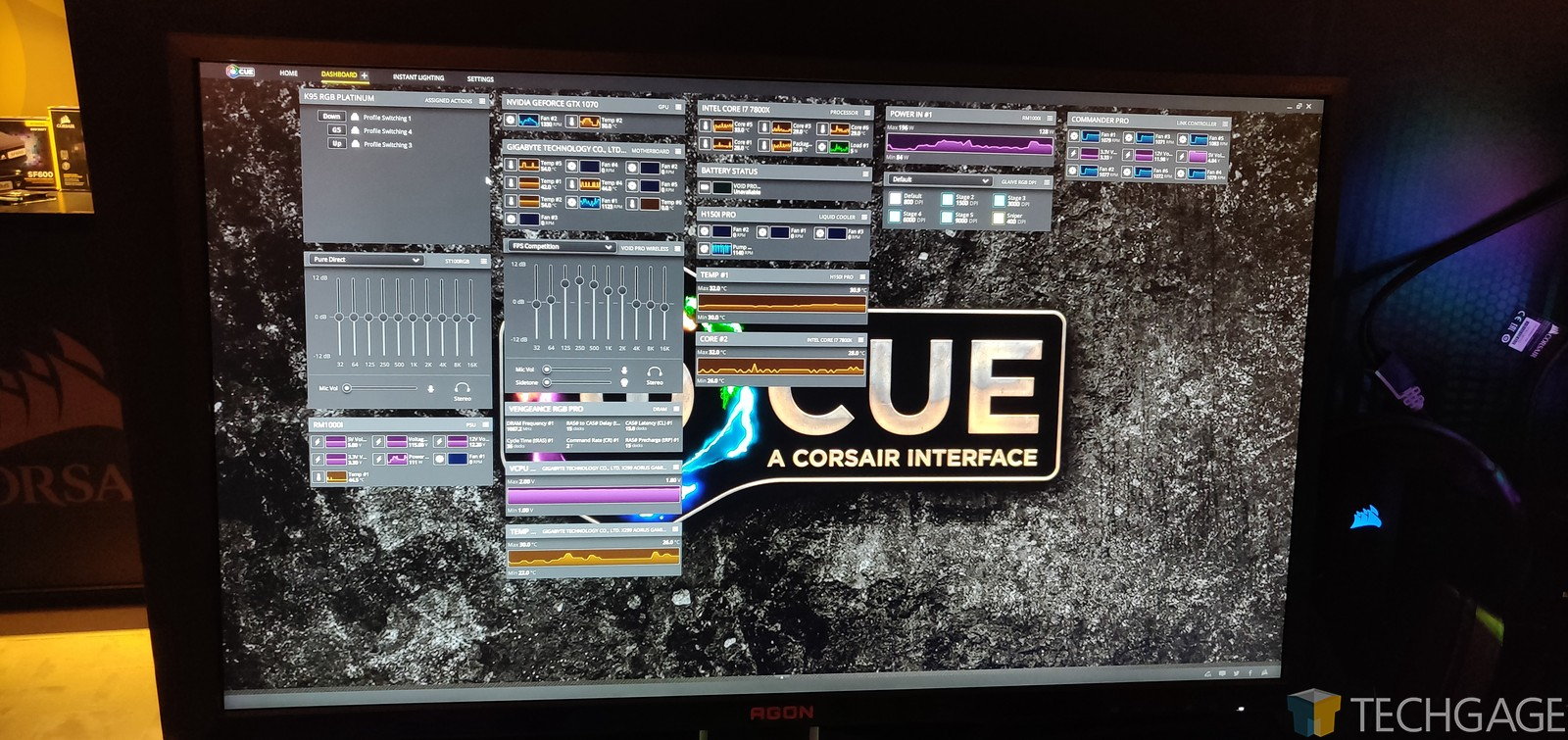 Corsair Icue Audio Sync