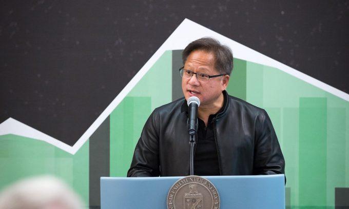 NVIDIA's Jensen Huang's Summit Speech At ORNL
