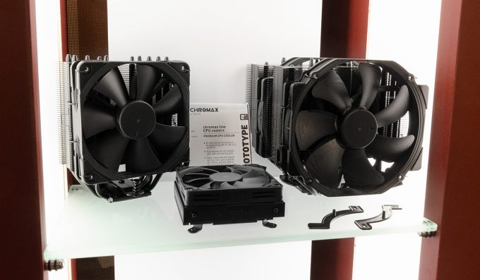chromax line coolers