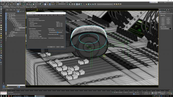 Autodesk 3ds Max Viewport Configuration