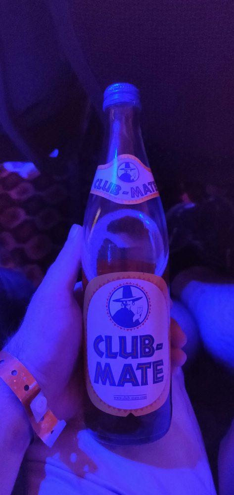 Club-Mate at HOPE XII (2018)