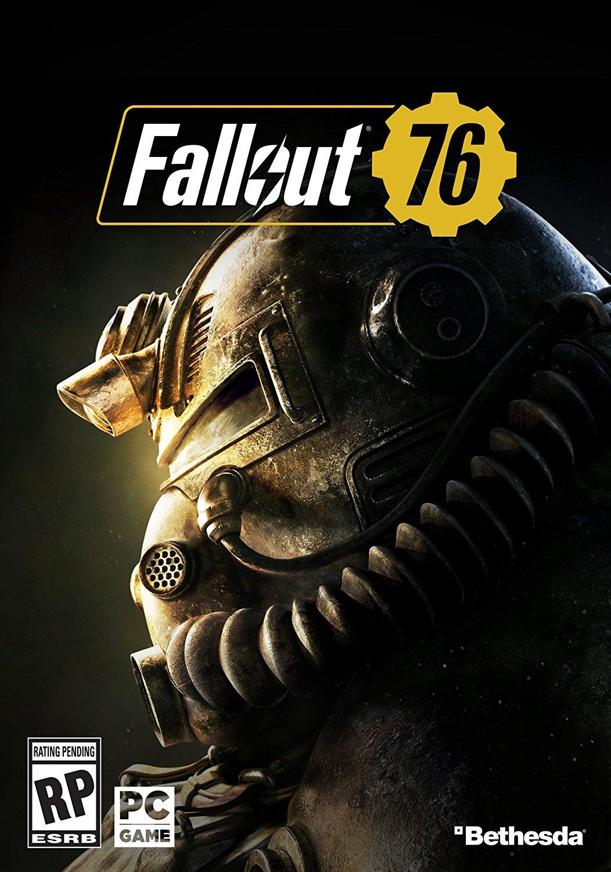 Fallout 76 Box Shot