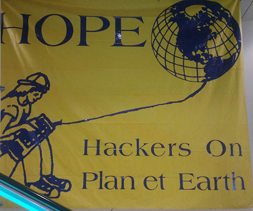 Hackers On Planet Earth XII: The Circle Of HOPE – Techgage