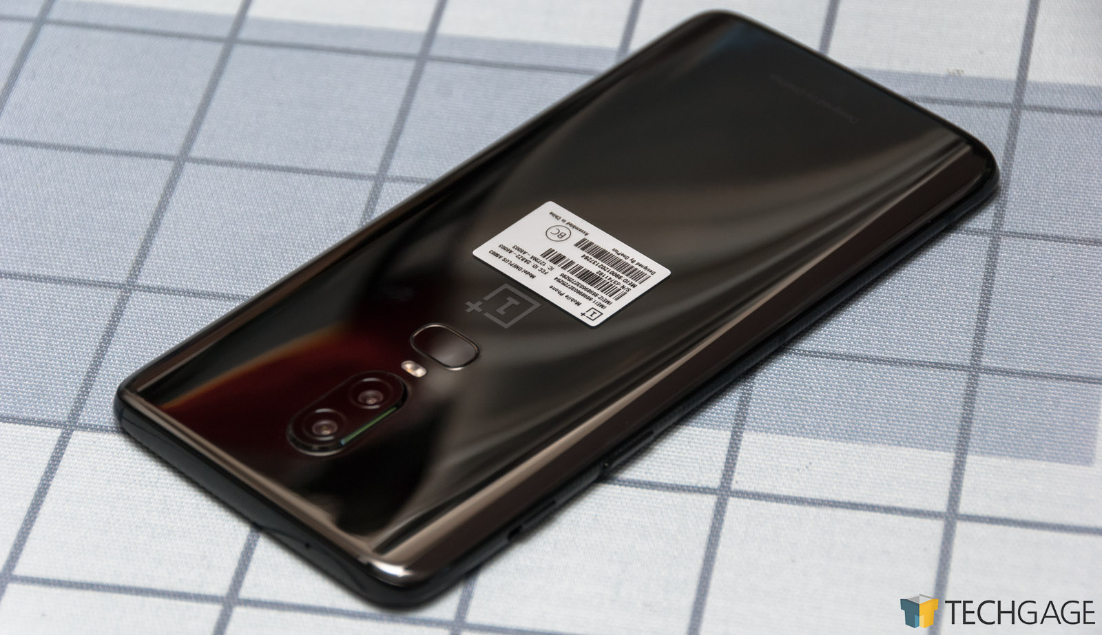 A Notch Above: OnePlus 6 Review – Techgage