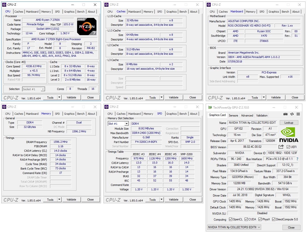 AMD Ryzen Threadripper 2970WX & 2920X Workstation Performance – Techgage