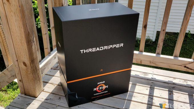 AMD Ryzen Threadripper 2990WX - Reviewer Kit