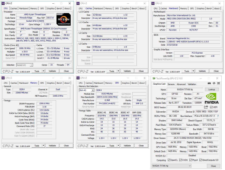 Workstation Powerhouses: AMD Ryzen Threadripper 16-core