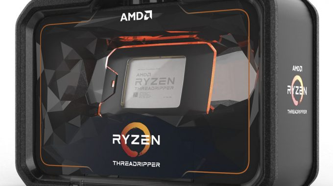 Workstation Powerhouses: AMD Ryzen Threadripper 16-core