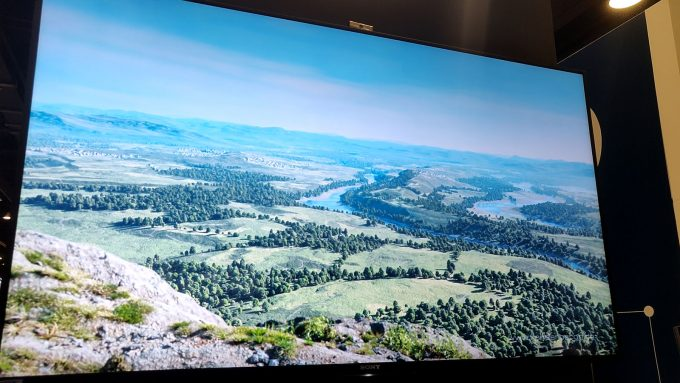Intel At SIGGRAPH 2018 (Procedural Landscape) (2)