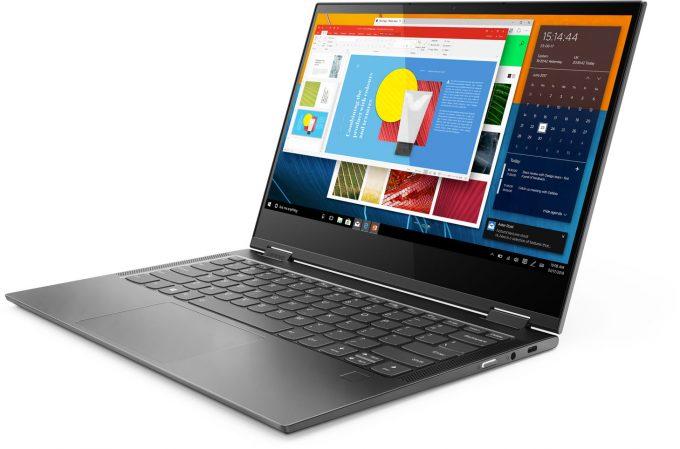 Lenovo Yoga C630 WOS Snapdragon Notebook - Angle